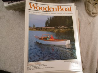 Wooden Boat january/february 2003