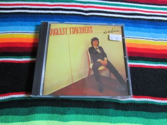 JOHNNY THUNDERS - SO ALONE  1978, ROCK, PUNK