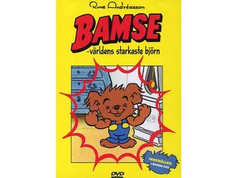 Bamse / Box (4 DVD)