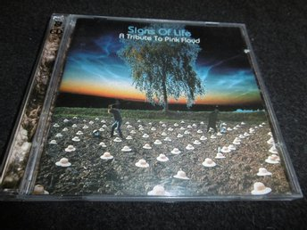A signs of life: A tribute to Pink Floyd - 2CD - 2000