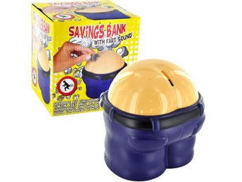 Farting Money Bank