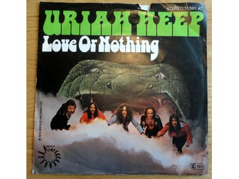 Singel: Uriah Heep, Love or nothing