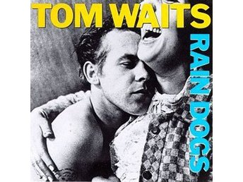 LP Tom Waits Rain Dogs