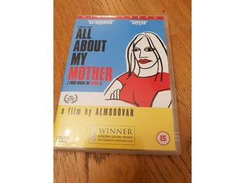 Dvd: All about my mother