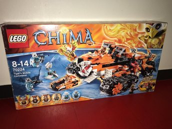 Lego 70224 Chima Tigers Mobile Command
