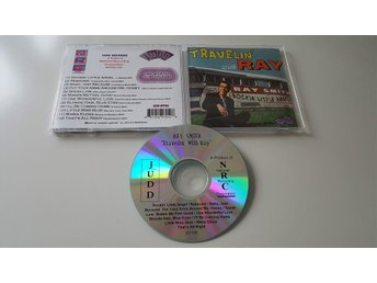 Ray Smith - Travelin' with Ray SACD (1960) Reissue 2007