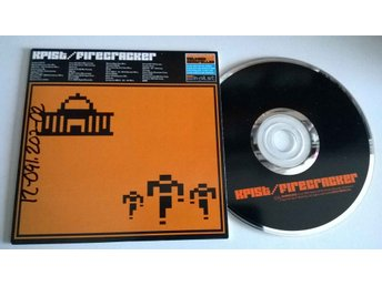 Kpist - Firecracker, single CD