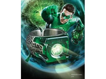 Green Lantern Ring Light Up