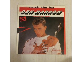 "DEN HARROW - CATCH THE FOX, BEAT BOX. (MVG 12"" MAXI)"