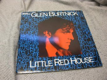 Glen Burtnick - Little Red House -  Maxisingel