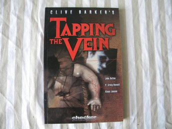 Clive Barker´s Tapping The Vein John Bolton TP Checker books
