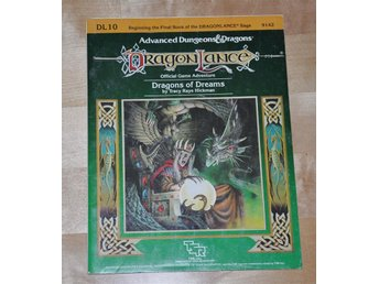 ADD TSR 9142 DL10 DragonLance - Dragons of Dreams