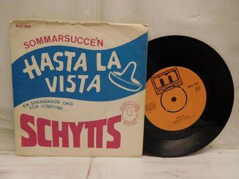 SCHYTTS - HASTA LA VISTA