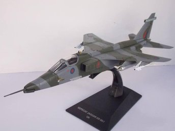 Altaya jet series - Royal Air Force Jaguar GR Mk.1 - 1/72 scale - only one!