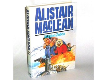 Station Zebra : MacLean Alistair
