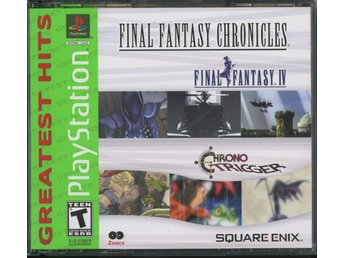 Final Fantasy Chronicles - Greatest Hits (USA) - Playstation