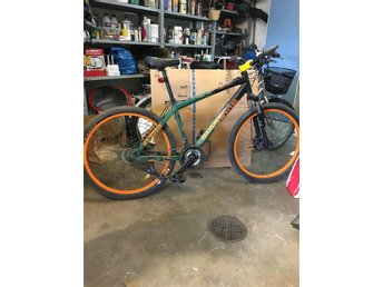"26"" Soda Sharky MountainBike."