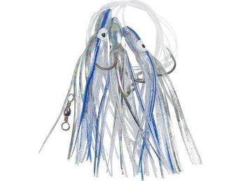 Nytt fiskedrag Häckla Octopus rig Blue Abalone - Mölndal - Nytt fiskedrag Häckla Octopus rig Blue Abalone - Mölndal