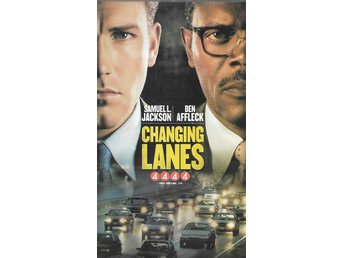 CHANGING LANES VIDEO-FILM