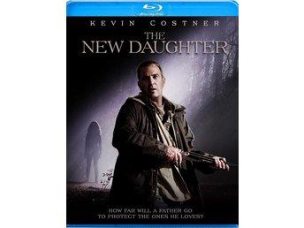 The New Daughter (Blu-ray!) 2009 - Kevin Costner, Luis (REC) Berdejo (Creepy!) - Norrsundet - The New Daughter (Blu-ray!) 2009 - Kevin Costner, Luis (REC) Berdejo (Creepy!) - Norrsundet