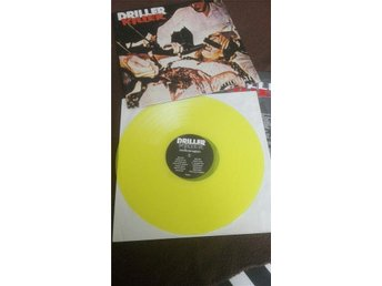 Driller Killer - TotalFuckingHate Lp repress 2007