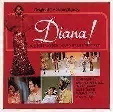 "Diana Ross, Jackson 5 m.fl. ""Original TV soundtrack Diana!"""