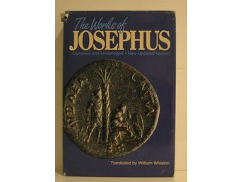 The works of Josephus. Transl. by Whiston William