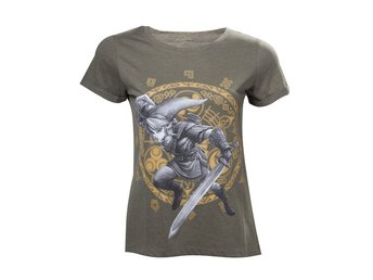 T-Shirt - Nintendo - Zelda - Link at the Gate of Time - L (Dam)