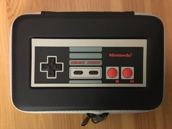 New 3DS XL Retro NES Hard Pouch
