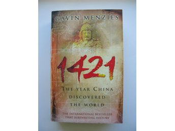 1421: The Year China Discovered The World, Gavin Menzies