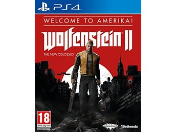 Wolfenstein 2: The New Colossus - Welcome to Amerika! Edition - Playstation 4