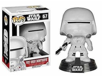 POP Star Wars 7 Snowtrooper