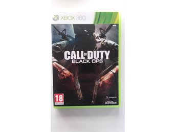 Call of Duty Black Ops COD BLOPS Xbox 360