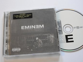 Eminem - The Marshall Mathers LP CD (Stan, The Real Slim Shady)