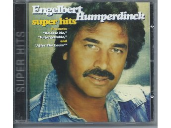 EN CD MED ENGELBERT HUMPERDINCK