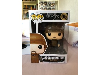 Funko pop! Jacob Kowalski - fantastic beasts (Harry Potter)