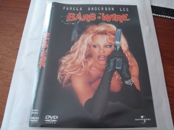 DVD-BARB WIRE *Pamela Anderson Lee*