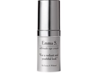 Emma S. Ultimate eye cream  Oparfymerad 15 ml. NY