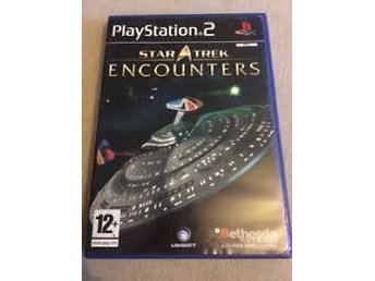 Star trek Encounters  - PS2 spel