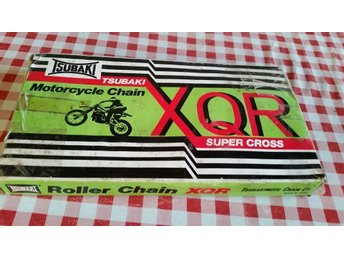 Tsunami xqr super cross motorcykelkedja 520XQR Roller chain. MC