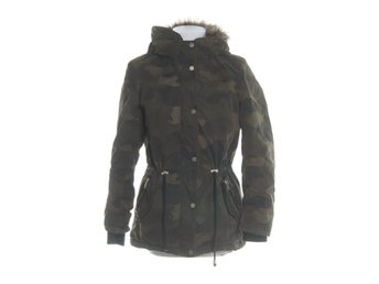 Divided by H&M, Parkas, Strl: 34, Grön