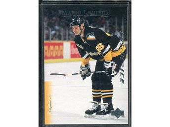 Mario Lemieux - 1995-96 Upper Deck Electric Ice #84