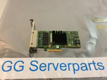 IBM Intel i350-T4 Quadport Pci-e 00AG522