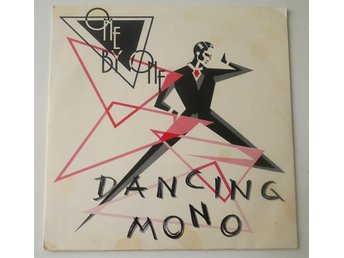 """One By One / Dancing Mono 7"""" 1985 - Enskede - One By One / Dancing Mono 7"""" 1985 - Enskede"""