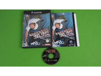 Agressive INLINE KOMPLETT GameCube Game Cube