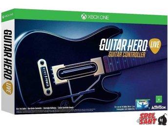 Guitar Hero Live Gitarr - Norrtälje - Guitar Hero Live Gitarr - Norrtälje