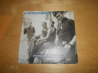 "Vinyl 7"" - London beat -  19kr"