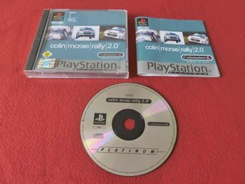 COLIN MCRAE 2.0 till Sony Playstation PSone