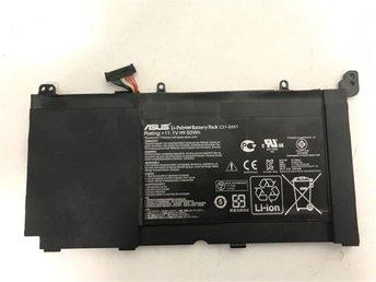 ASUS Li-Polymer Batteri Pack C31-S551 Original Bra Skick - Karlstad - ASUS Li-Polymer Batteri Pack C31-S551 Original Bra Skick - Karlstad
