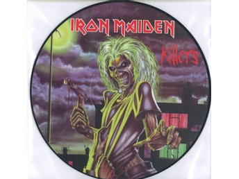 Bild LP Iron Maiden - Killers